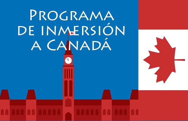 Inmersión en Canada